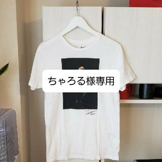 SHIPS - SHIPS購入 トムヨークphotoTシャツ S デニスモリス写真
