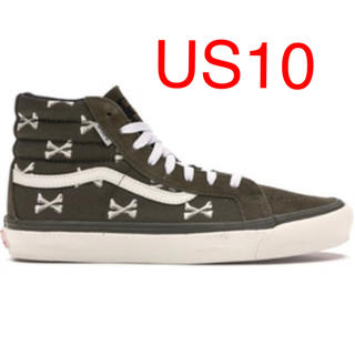W)taps - wtaps vans vault sk8-hi cross bone US10