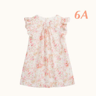 Bonpoint - Bonpoint 20SS   ドレス NILUNE 6A