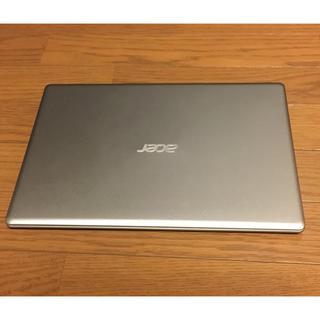 Acer - acer エイサー SF113-31-14q ノートPC Swift1シルバー