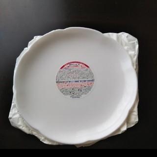 ヤマザキセイパン(山崎製パン)の2019 山崎 春のパンまつり 白い フローラル ディッシュ 4枚分☆ 未使用(食器)