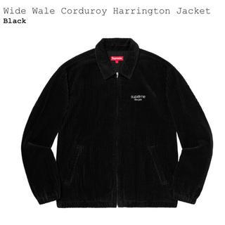 Supreme - Supreme Corduroy Harrington jacket Sサイズ