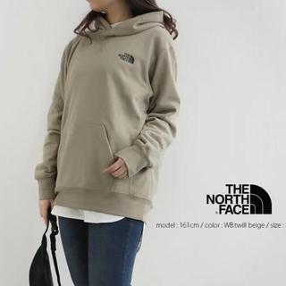 THE NORTH FACE - 新品 THE NORTH FACE  バック スクエアロゴ フーディ