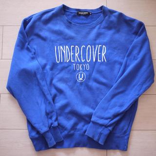 UNDERCOVER - undercover アンダーカバー スウェット トレーナー メンズ M