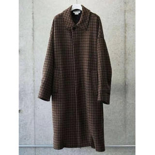 SUNSEA - 新品未使用 YOKE 19AW BAL COLLAR COAT