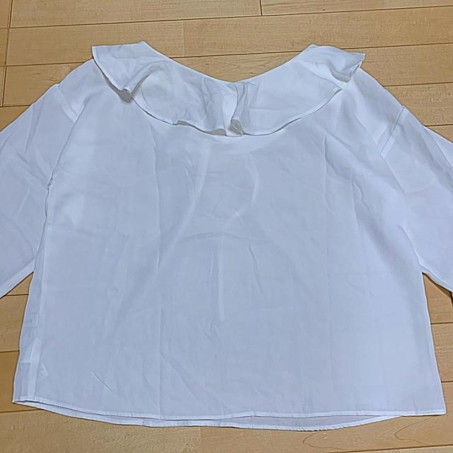 WEGO(ウィゴー)のWEGO 2wayブラウス レディースのトップス(シャツ/ブラウス(長袖/七分))の商品写真
