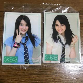 SKE48 - SKE48 トレカ 木本花音 木下有希子
