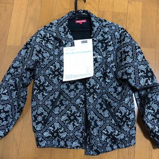 Supreme - supreme  バンダナ track jacket(s)本日のみ!