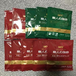 ユーシーシー(UCC)のucc ドリップコーヒー 10袋(コーヒー)