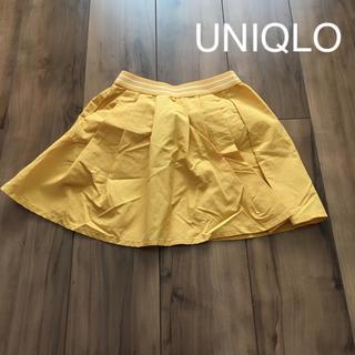 UNIQLO - UNIQLO スカート 110