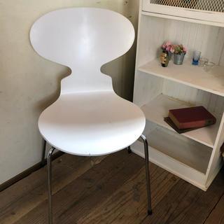 アクタス(ACTUS)の◉Fritz Hansen ANT chair デンマーク正規品(ダイニングチェア)