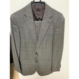 アオヤマ(青山)のスーツ 170センチ85キロ 紳士服 洋服の青山購入 (セットアップ)
