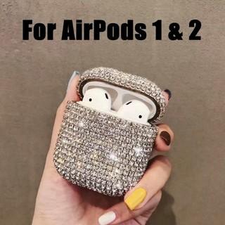 AirPods 1/2 対応ケース キラキラ✨ エアポッツ AirPodsケース