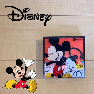 ディズニー(Disney)のミッキー ワイヤレスイヤホン(ヘッドフォン/イヤフォン)
