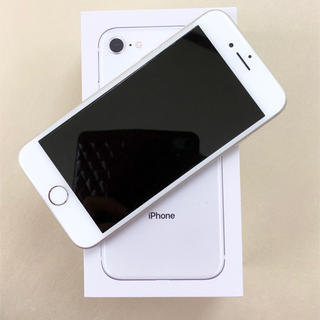 Apple - 美品☆ iPhone 8 64GB シルバー SIMフリー 判定○ docomo