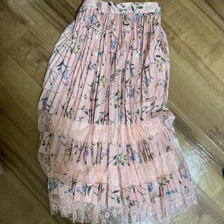 MERCURYDUO - MERCURYDUO ロングスカート