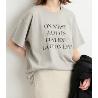 IENA - ★☆今季★☆新品★☆ イエナ Le Petit Prince ロゴTシャツ A