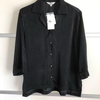 moussy - moussy WESTERN YOKE OPEN シャツ