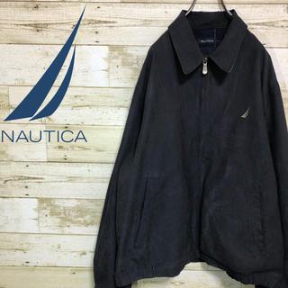 ノーティカ(NAUTICA)のノーティカ(NAUTICA)☆刺繍ロゴ スイングトップ (ブルゾン)
