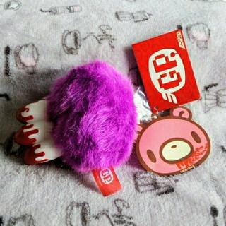 タイトー(TAITO)の☆GLOOMY お手てマスコットキーホルダー☆(キャラクターグッズ)