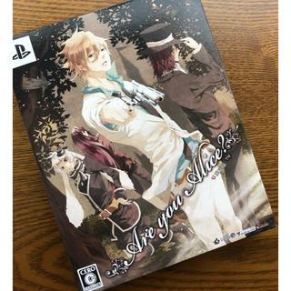 Are you Alice  限定版 PSP(携帯用ゲームソフト)