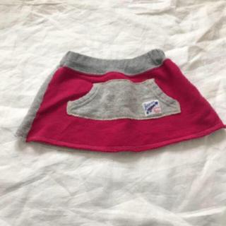 マーキーズ(MARKEY'S)のmarkeys JIPON スウェット スカート  80(スカート)