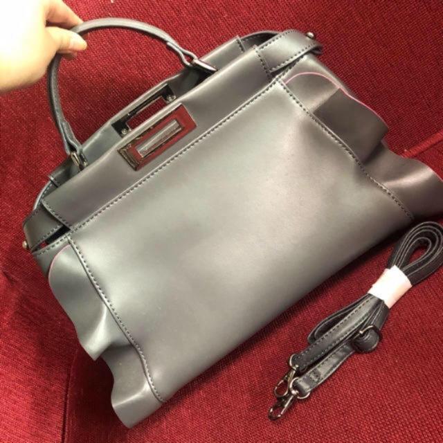 ZARA(ザラ)の🟫大幅最終値下げ‼️ハンドバッグ  レディースのバッグ(ハンドバッグ)の商品写真