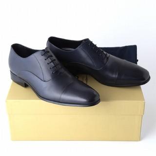 ステファノブランキーニ(STEFANO BRANCHINI)の新品 ステファノ ブランキーニ メンズ ビジネス シューズ 41 26cm 靴(ドレス/ビジネス)