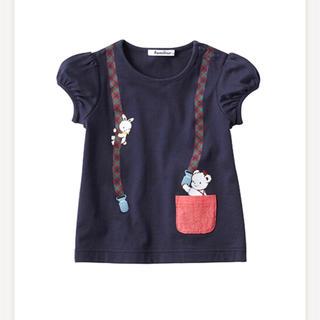 familiar - 新品未使用タグ付き familiar Tシャツ 90サイズ