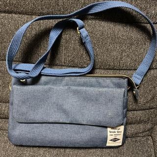 イング(INGNI)のショルダーバッグ&白 2つ折り財布(その他)