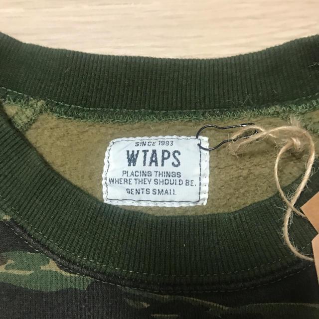 W)taps(ダブルタップス)のWTAPS  HELLWEEK SWEATER Design Crew Neck メンズのトップス(スウェット)の商品写真