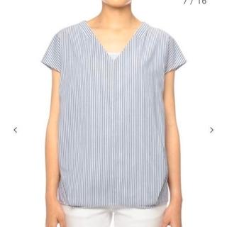PLST - PLST Vネックシャツ