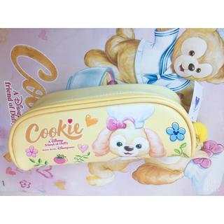 ダッフィー - 香港ディズニーで購入したクッキー&ダッフィペンケース