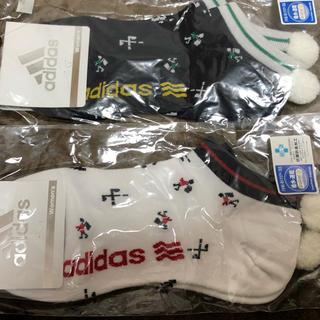 adidas - adidas ソックス レディース ゴルフ