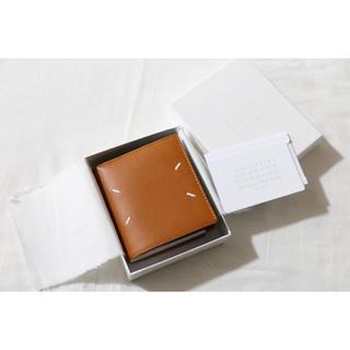 マルタンマルジェラ(Maison Martin Margiela)の新品 メゾンマルジェラ ウォレット マルタンマルジェラ Margiela 財布(折り財布)
