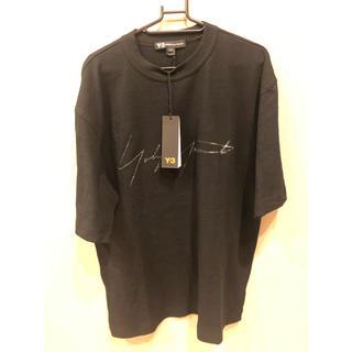 Y-3 - y-3  Tシャツ 新作 M
