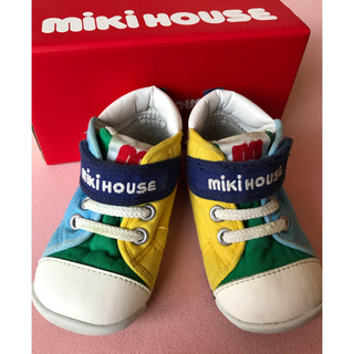 mikihouse - ミキハウス 13㎝
