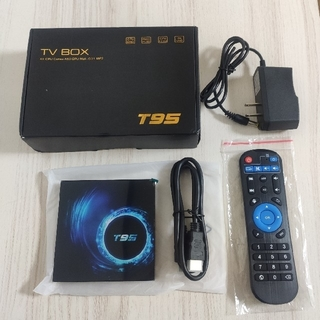 【ほぼ新品】Android TV BOX