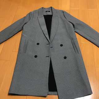 EMODA - チェスターコート エモダ EMODA コート 春 チェック