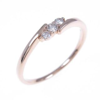 サマンサティアラ(Samantha Tiara)のK18 ダイヤモンド リング(リング(指輪))