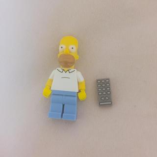 レゴ(Lego)のLEGO シンプソンズ ミニフィグ ホーマー(キャラクターグッズ)