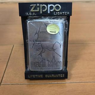 ジッポー(ZIPPO)のZIPPO ジッポー ライター デビルマン(タバコグッズ)