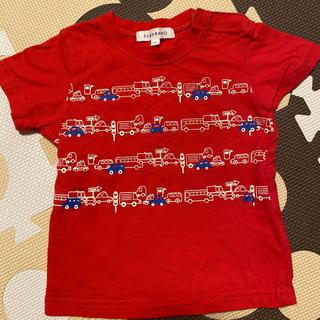 サンカンシオン(3can4on)の3can4on シャツ 90 車 サンカンシオン(Tシャツ/カットソー)
