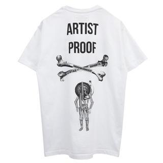 ネイバーフッド(NEIGHBORHOOD)のNEIGHBORHOOD x Kostas Seremetis tシャツホワイト(Tシャツ/カットソー(半袖/袖なし))