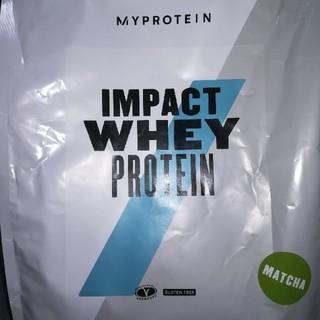 MYPROTEIN - ホエイプロテイン2.5㎏  抹茶味  マイプロテイン
