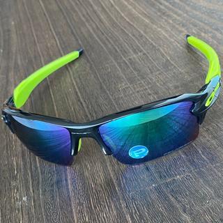 Oakley - 【未使用】オークリー フラック 2.0 XL 偏光 ジェード ミラー サングラス