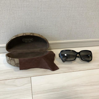 COACH - コーチ サングラス ケース メガネ拭き