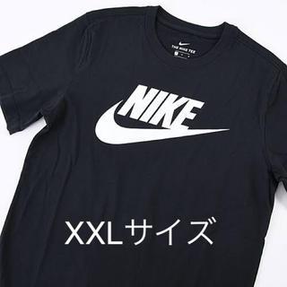 NIKE - 新品!送料込!NIKE Tシャツ アイコン ブラック XXLサイズ