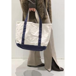 アパルトモンドゥーズィエムクラス(L'Appartement DEUXIEME CLASSE)のL'Appartement L.L.Bean Canvas Tote Bag M(トートバッグ)