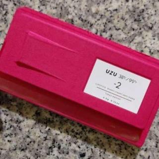 フローフシ(FLOWFUSHI)のUZU  by FLOWFUSHI リップスティック−2新品未使用(口紅)